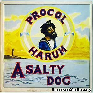 Procol Harum - A Salty Dog [VinylRip] (1969)