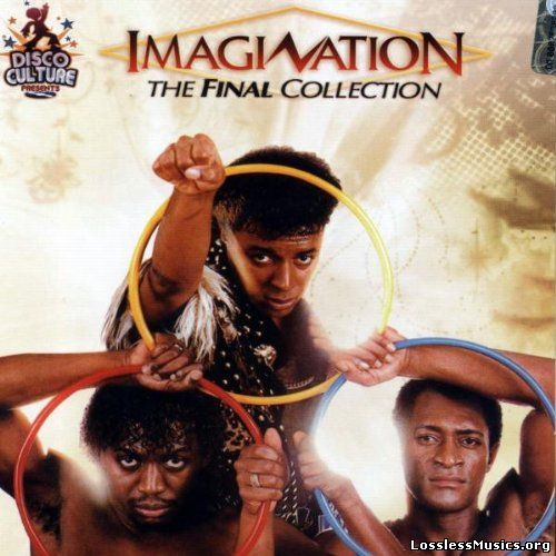 Imagination - The Final Collection (2007)