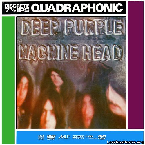Deep Purple - Machine Head [DVD-Audio] (1973)