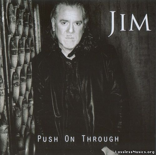 Jim Jidhed - Push On Through (2017)