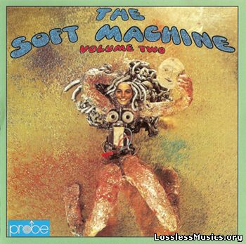 The Soft Machine - Volume Two (1969)