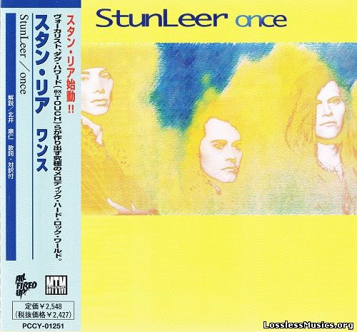 StunLeer - Once [Japanese Edition] (1998)
