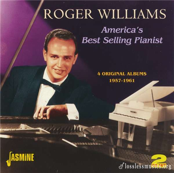 Roger Williams - America's Best Selling Pianist (2CD 2012)