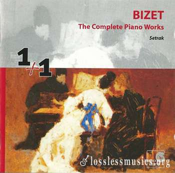 Bizet - The Complete Piano Works (1984)