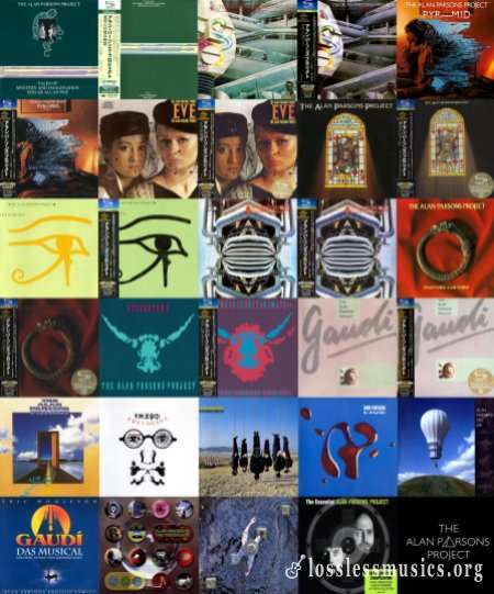 The Alan Parsons Project - Discography (1976-2007)