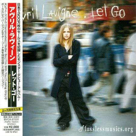 Avril Lavigne - Let Go (Japan Edition) (2002)