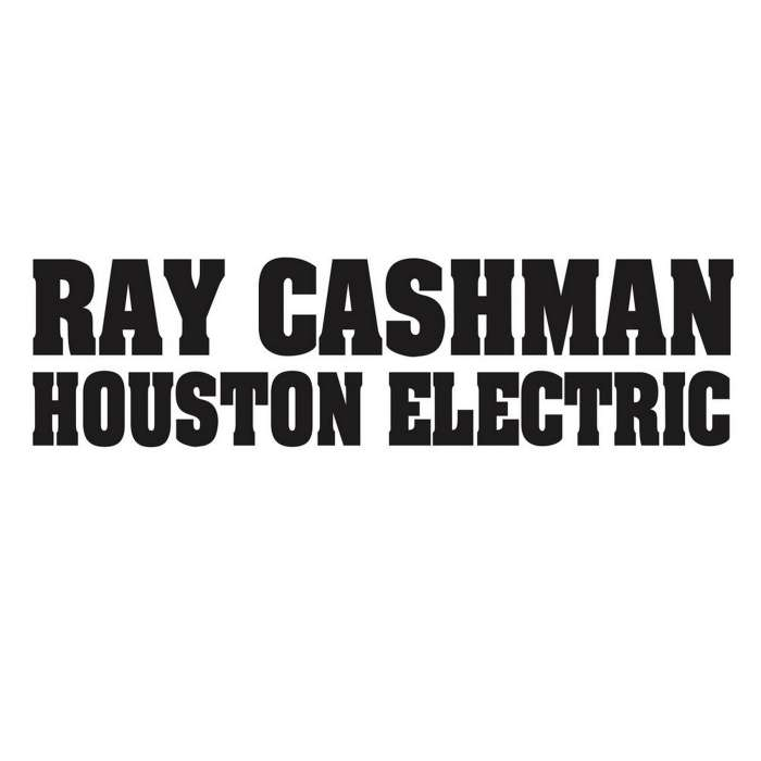 Ray Cashman - Houston Electric (2019)
