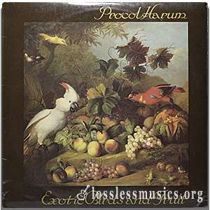 Procol Harum - Exotic Birds and Fruit [Vinyl Rip] (1974)