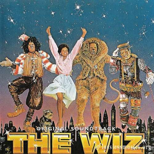 VA - The Wiz OST [Remastered 1997] (1978)
