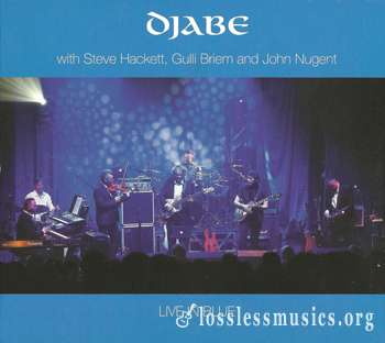 Djabe With Steve Hackett, Gulli Briem and John Nugent - Live In Blue (2015)