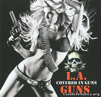 L.A. Guns - Covered In Guns (2010)