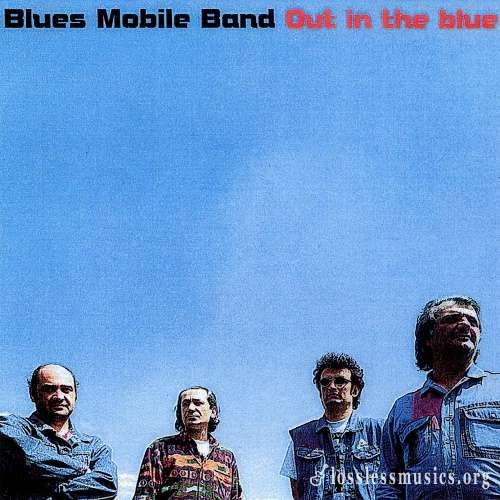 Blues Mobile Band - Out in the Blue (1995)