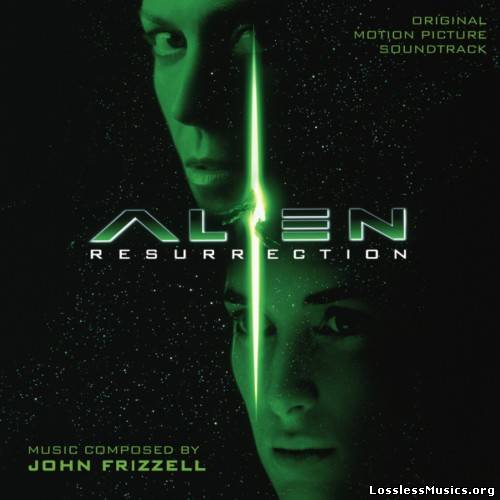 John Frizzell - Alien: Resurrection OST (Complete Edition) (2010)